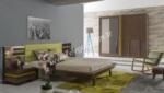 EVGÖR MOBİLYA / Kemer Modern Yatak Odası