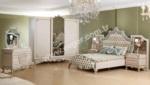 EVGÖR MOBİLYA / Sultan Klasik Yatak Odası