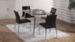 İstikbal Hollanda / Avangard masa-sandalye seti