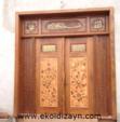 Ekol Dizayn ve Orman Ürünleri / Cami Kapısı