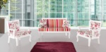 home design by akaslan Möbel / cicek genc koltuk takimi