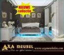 .AXA WOISS Meubelen / italyan tarzı lüks parlak yatak odası takımı  4 4700