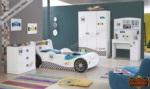 mobilyaminegolden.com / Speed Beyaz Genç Odası