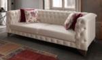 Yildiz Mobilya Çizi Chester Yataklı Kanape - Yıldız Mobilya