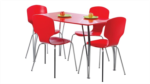 İstikbal Den Haag Bayisi / Viva masa ve sandalye seti