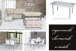 NT AKSESUAR / mutfak köşe takımı ve masa sandalyeler...