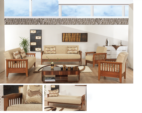 Onur Furniture / Akasya Sofa Set