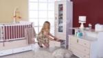EVGÖR MOBİLYA / Juno Bebek Odası