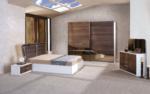 uhde mobilya / dilara yatak odası
