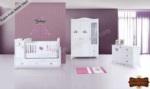 mobilyaminegolden.com / Kupon Kuşlu Bebek Odası