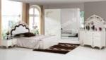 EVGÖR MOBİLYA / Valensiya Avangarde Yatak Odası