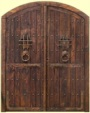 NTCONCEPT / CK-00020 Venua Ahşap Kapı