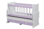 Cicila Bebe Genç Mobilyaları / CİCİLA İÇTEN SALLANIR BEBEK KARYOLASI