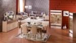 İstikbal HAMBURG / Tual yemek odası takımı