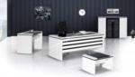 Mobilyalar / Nerissa Siyah Beyaz Makam Odası