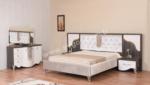 EVGÖR MOBİLYA / Fetih Avangarde Yatak Odası