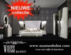 .AXA WOISS Meubelen / Modern tasarımlı şık avangard yatak odası takımı  23 4907
