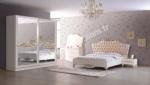 EVGÖR MOBİLYA / Vanili Avangarde Yatak Odası