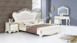 EVGÖR MOBİLYA / Firuze Klasik Yatak Odası