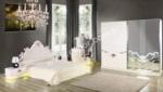 EVGÖR MOBİLYA / Prenses Avangarde Yatak Odası