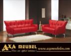 .AXA WOISS Meubelen / Deri Oturma Grubu 52 3683