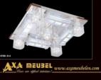 ****AXA WOISS Meubelen / uzaktan kumandalı tavan lambası