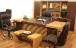 KOÇ OFİS büro mobilya Çelik Dolap / Baron Masa Takımı