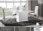 Royal Meubel & Bedden & Boxsprings / Dtg712 Modern Dizayn Tasli Yemek masasi