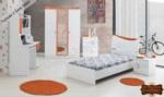 mobilyaminegolden.com / Turkuaz Genç Odası