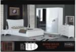 .EUROELIT MÖBEL / Beyaz Dolce Yatak Odasi
