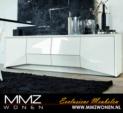 MMZ WONEN / modern italyan design cekmeceli dolap - parlak beyaz