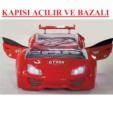 Araba Yataklar İstanbul Farinay / Kapısı Açılır Bazalı Araba Yataklar İstanbul Farinay