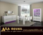 .AXA WOISS Meubelen / müthiş bir tasarım modern yemek odası takımı
