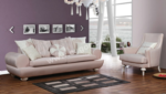 Estetik Tasarımıyla Emmy Avangarde Koltuk Takımı