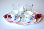 Alkapıda.com / Falez Cupcake 8 Parça Kahve Seti CUP 3019
