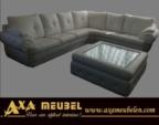 .AXA WOISS Meubelen / ucuz swarovski taşlı köşe koltuk takımı oturma grubu
