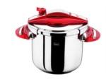 Alkapıda.com / Falez Twist & Cook 7 lt Kırmızı Düdüklü Tencere FDDK 1004