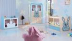 EVGÖR MOBİLYA / Şeker Bebek Odası