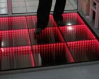 Sonsuz Ayna, infinity mirror - RGB LED aydınlatma