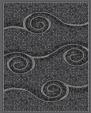 Dinarsu Florida Halı 1400 95 Grey