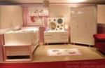 İnter Mobilya / Ayaz Bebek Odası - %100 MDF + LAKE BOYA