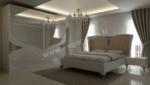 EVGÖR MOBİLYA / Özel İşlemeli  Kayra Avangarde Yatak Odası Takımı