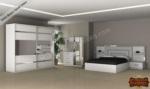 mobilyaminegolden.com / Selen Beyaz Yatak Odası