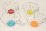 Alkapıda.com / Meyve Tabağı  24X11.5 cm 4 Renk