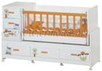 ERMODA Modüler Mobilya / Ermoda Sedef Friends Special Asansörlü 60x120 Beşik KARGO ÜCRETSİZ