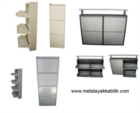 Benk Metal Home Furniture  / METAL AYAKKABILIK