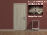 Bagen mobilya / Balon PVC kapı