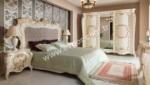 EVGÖR MOBİLYA / Paşa Klasik Yatak Odası