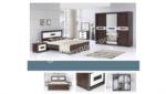 EVGÖR MOBİLYA / Kapadokya Modern Yatak Odası