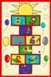 Alkapıda.com / Serteks Halı Joyful Çocuk Serisi 28147 120 x 180 cm